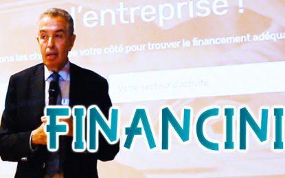 Financini, la 1ère plateforme digitale réunissant les mécanismes de financement et d'accompagnement des entrepreneurs en Tunisie