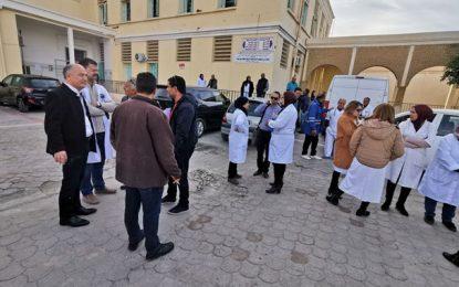Les médecins de l'hôpital régional de Gafsa en grève pour dénoncer la recrudescence des agressions dont ils font l'objet