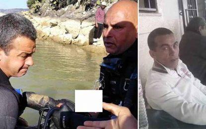 Nefza : Le corps de Hakim, le pêcheur disparu, repêché au barrage de Sidi El-Barrak
