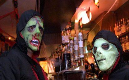 La Soukra : Les fêtards d'Halloween arrêtés pour… vente illégale d'alcool