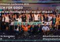 """8e conférence """"Tech for Good'' à Hammamet sur l'impact social des technologies innovantes"""