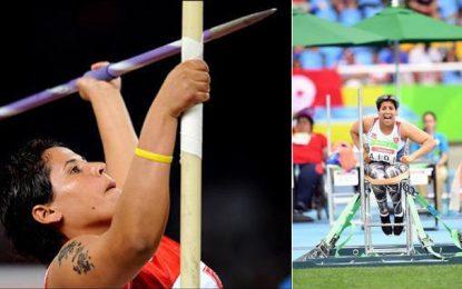 Hania Aidi décroche le bronze aux Mondiaux para-athlétiques à Dubaï