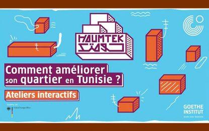 «Houmtek» : Un projet pour embellir les quartiers défavorisés en Tunisie