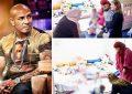 Le rappeur K2Rhym prend en charge 14 enfants de l'association «La voix de l'enfant» à Nabeul