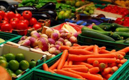 Coronavirus : La Tunisie arrête l'importation de certains légumes et fruits et appelle à maîtriser la consommation