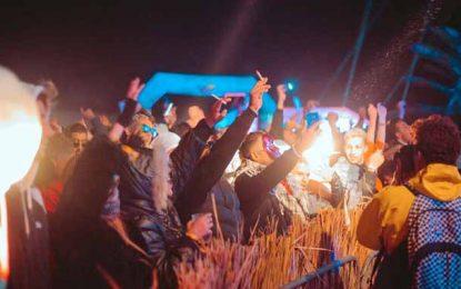 Tozeur : Coup d'envoi des Dunes Électroniques après une absence de 3 ans (Photos et vidéo)