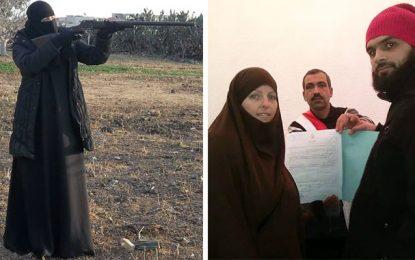 Lisa Smith, une irlandaise dont le parcours djihadiste a commencé en Tunisie