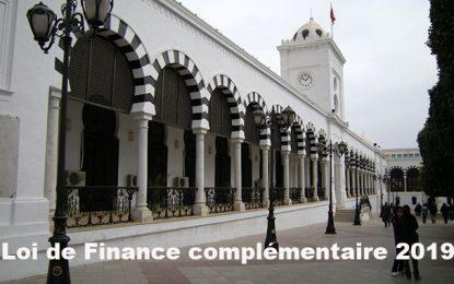 La loi de finances complémentaire 2019 imposée par les dérapages budgétaires