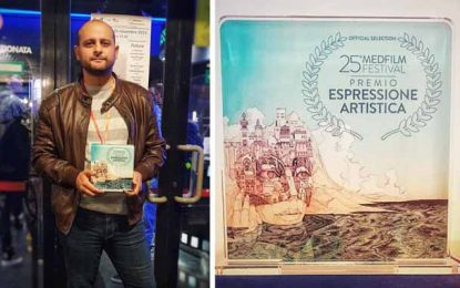 MedFilm Festival à Rome : Ala Eddine Slim décroche le Prix de la mise en scène pour son film «Tlamess»