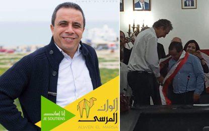 Moez Bouraoui nouveau maire de la Marsa