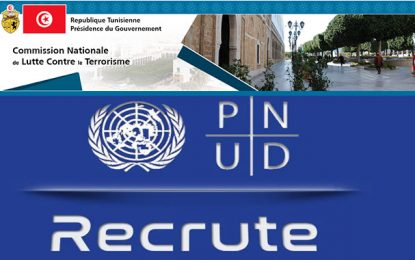 Le Pnud cherche une agence de communication pour créer l'identité visuelle de la Commission nationale de lutte contre le terrorisme