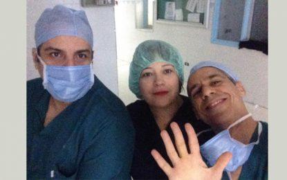 Tunis : Une 5e greffe cardiaque réalisée avec succès à l'hôpital la Rabta