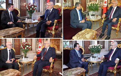Rached Ghannouchi se prend-t-il pour le président de la République?