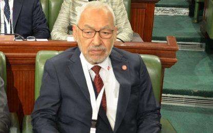 Rached Ghannouchi, président de l'Assemblée : «Il n'y a que les imbéciles qui ne changent pas d'avis»
