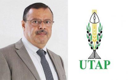 L'Utap accuse le ministre Samir Taieb de négliger l'agriculture