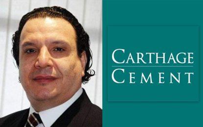 Mandat de dépôt contre Lazhar Sta, ancien DG de la société Carthage Cement