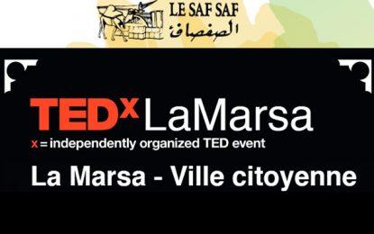 Tunisie : «Ted x La Marsa» se tient ce dimanche 24 novembre 2019 autour du thème La Marsa, ville citoyenne