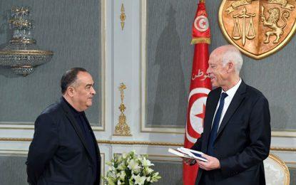 Le service de communication de la présidence de la république passe sous silence la rencontre entre Kaïs Saïed et Taoufik Ben Brik