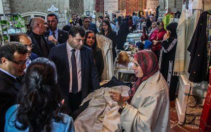 La Foire de l'Artisanat à Kairouan accueille René Trabelsi