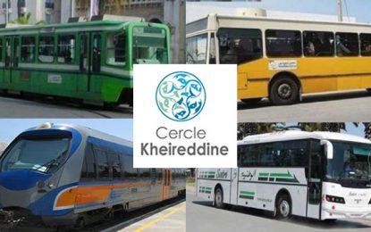 Le casse-tête du transport public en débat au Cercle Kheireddine