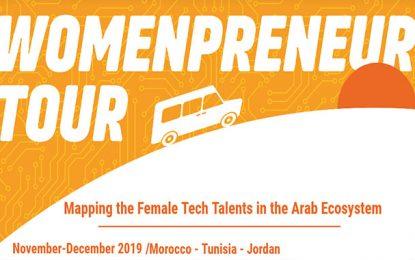 Le Womenpreneur Tour effectue sa tournée en Tunisie