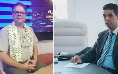 Deuxième vice-président de l'ARP : Yousri Daly (Al-Karama) et Tarek Fetiti (La Réforme nationale) au 2e tour