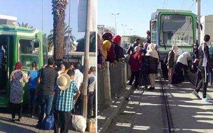 Tunis : Percuté par un métro, un homme de 55 ans succombe à ses blessures