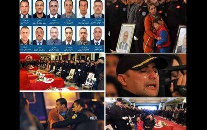 Tunisie : Il y a 4 ans, 12 agents de la garde présidentielle sont tombés en martyrs