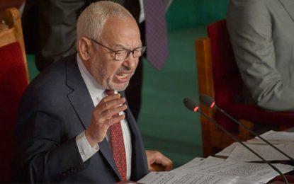 Assemblée : Les signataires de la motion de censure pour le retrait de confiance à Rached Ghannouchi