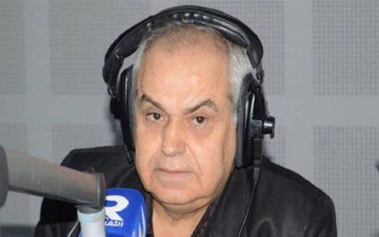 Le journaliste Habib Jegham hospitalisé après un malaise