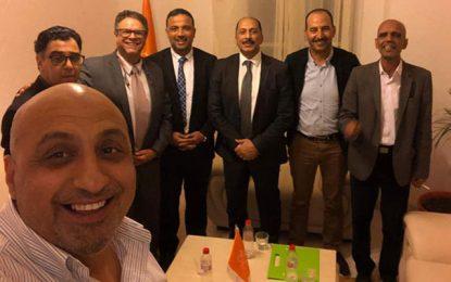 «Une rencontre très positive» entre Attayar et Al Karama, selon Imed Dghij