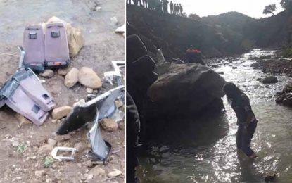 Accident à Aïn Snoussi : Le bilan s'alourdit à 26 morts