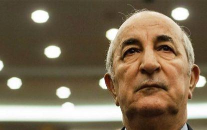 Abdelmajid Tebboune élu président de l'Algérie avec 58,15% : une figure atypique du… système
