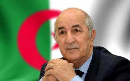 Algérie : Les chantiers du président Abdelmajid Tebboune
