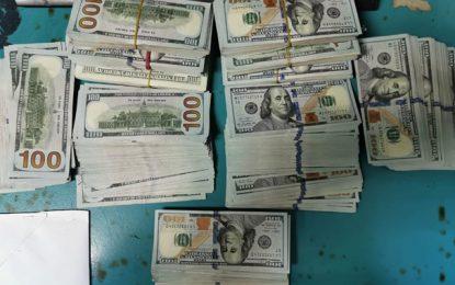Trafic de devises : Arrestation, à l'aéroport de Tunis-Carthage, de 2 Libyens en route vers la Turquie