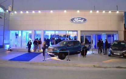 6S, la nouvelle agence Alpha Ford à Sousse