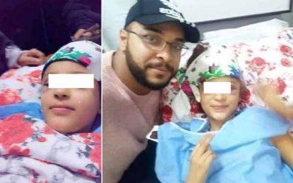 Rétablissement de Meriem, la plus jeune blessée dans l'accident de Amdoun