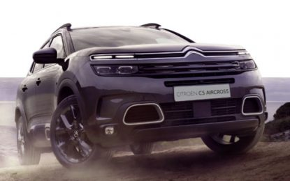 Aures Autos propose le nouveau SUV C5 Aircross avec une offre exceptionnelle de financement