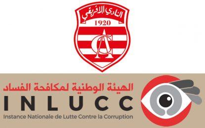 Club africain : l'INLUCC prend tout en main
