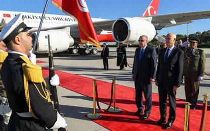 Quand Erdogan invite la Tunisie à rejoindre le chaos libyen