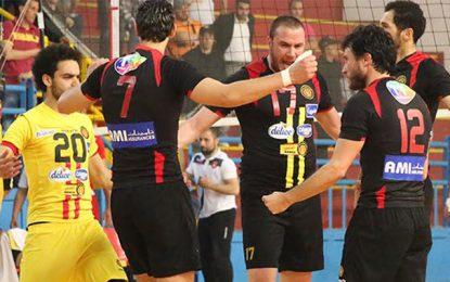 L'Espérance remporte sa 4e Super-coupe de Tunisie de volleyball