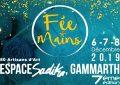 Exposition «Fée Mains» à l'espace Chez Sadika à Gammarth (6-8 décembre 2019)