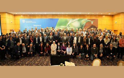 Conclave à Tunis d'experts et décideurs pour discuter de la rareté de l'eau