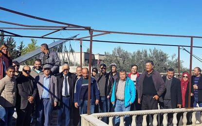 Fao : Formation à Kairouan sur les systèmes d'irrigation par énergie solaire