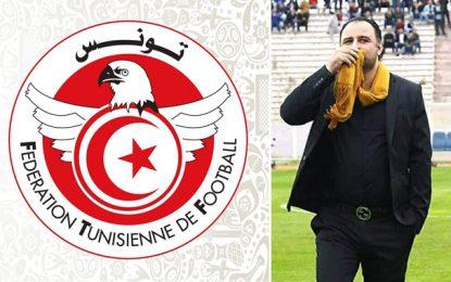 La Fédération tunisienne de football appelle à la libération du président du CAB, Abdessalem Saidani