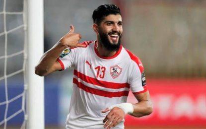 Zamalek : 10 millions d'euros pour laisser partir Ferjani Sassi