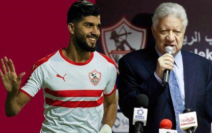 Ferjani Sassi lance un défi à Mortada Mansour, le président du Zamalek