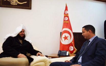 L'homme d'affaires Saoud Al Taleb projette d'investir à Kasserine