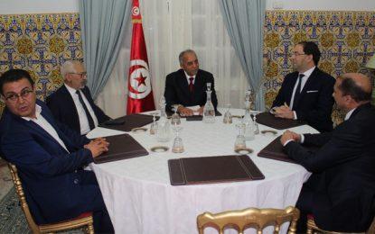 Le «quatuor» parvient à un accord : La composition du prochain gouvernement sera annoncée la semaine prochaine