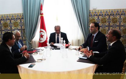 Deuxième rencontre du «quatuor» en vue de former le prochain gouvernement